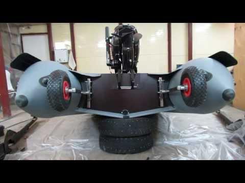 колеса для лодки производство