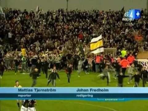 2005 - Tillbaka i Allsvenskan!