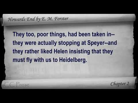 Video Part 1 - Howards End Audiobook by E. M. Forster (Chs 1-7) download in MP3, 3GP, MP4, WEBM, AVI, FLV January 2017