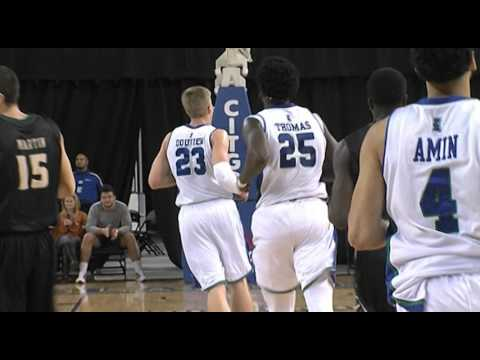 Highlights: Islanders MBB Defeats Cal Poly 80-74
