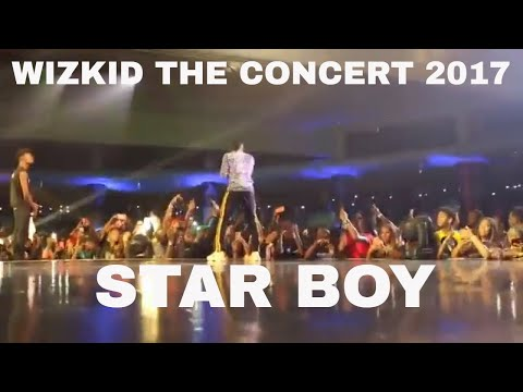 WIZKID THE CONCERT FULL VIDEO 2017 LAGOS