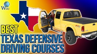 See The 3 Best Texas Defensive Driving Courses on Ezvid Wiki ►► https://wiki.ezvid.com/g/best-texas-online-defensive-driving-coursesAdvertiser Disclosure: Wiki.ezvid.com is a consumer information site that offers free, independent reviews and ratings of online services. Solutions included in this guide include aceable, i drive safely, and go to traffic school. We receive advertising revenue from most but not all of the companies whose products and services we review, and also use contextual advertising to support our services. We are independently owned and operated and all opinions expressed on our website and in this video are our own.