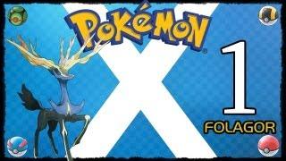 Pokémon X Ep.1 - ¡VIVA POKÉMON! (Parte 1 En Español)