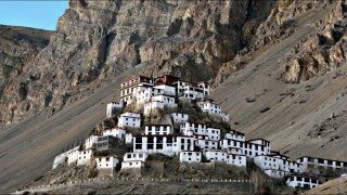 Kaza India  City new picture : Kaza to Kee Monastery - Lahaul Spiti - Unforgettable Himachal Pradesh - Incredible India