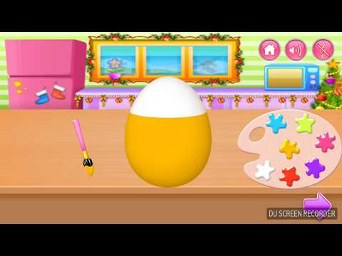 Best Kids Cooking Games | Make A  Easter Egg Recepies