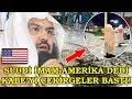 Felaketin Sebebi Suudi İmam Mı? Kabe'de Çekirge İstilası