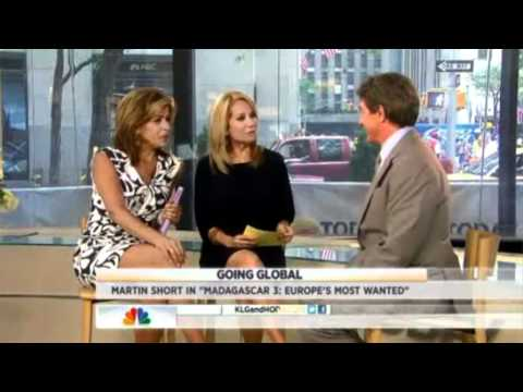 Kathie Lee Gifford of The Today Show Asks Martin Short About His Wife, Unaware That She Had Died Two Years Prior
