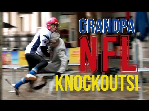 Ông lão 80 tuổi trá hình tập 5: Knockout