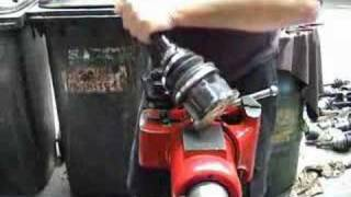 7. Going 4WD - Replacing A Broken CV Joint Boot