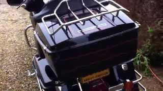 2. 1991 Harley Davidson Electra Glide FLHTC 1340 EVO