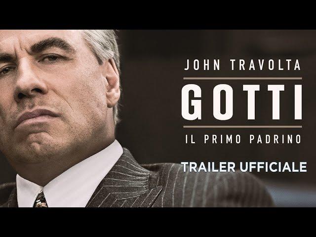 Anteprima Immagine Trailer Gotti, trailer ufficiale italiano