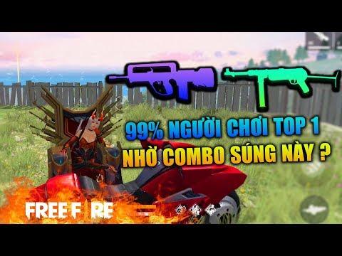 [Garena Free Fire] 99% Người Chơi TOP 1 Với COMBO Súng Này | Sỹ Kẹo - Thời lượng: 14:18.