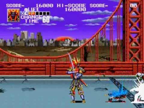 Sengoku Neo Geo