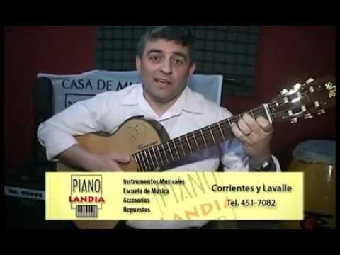 Clinica Rasguido chacarera 1, Fernando Medori