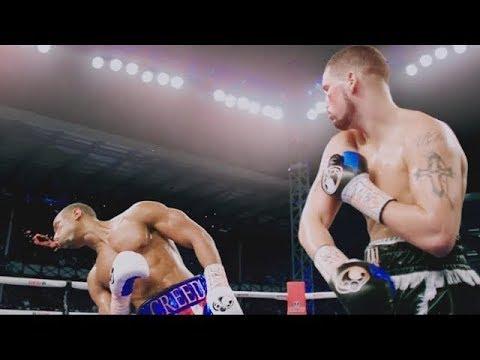 Creed 2 - Creed Vs Ricky Conlan - Creed 2 Ending Scene [HD]