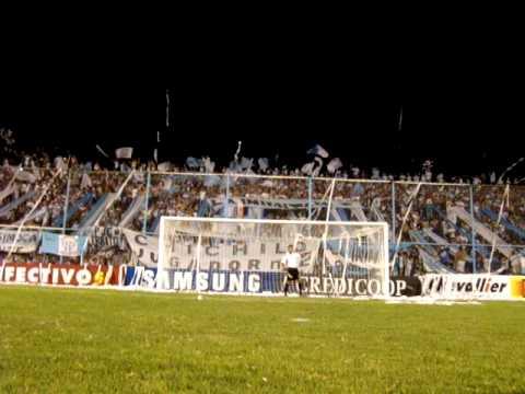 Salida contra belgrano - La Inimitable - Atlético Tucumán