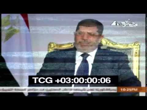 Video 'mocking' Morsi has put broadcaster in hot water