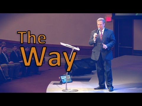 """The Way"" – Holy Ghost – Pastor Raymond Woodward"