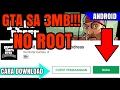 foto GTA SA Cuman 3Mb...! || Cara install dan Bermain Gta Sa Di Android Borwap