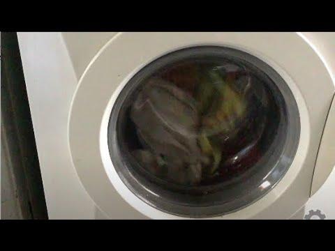 How to use a Gorenje washing machine