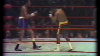 Joe Frazier -vs- Bob Foster  1970