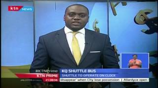 KQ Has Introduced A Shuttle Bus Service That Will Ferry Passengers From The CBD To JKIA