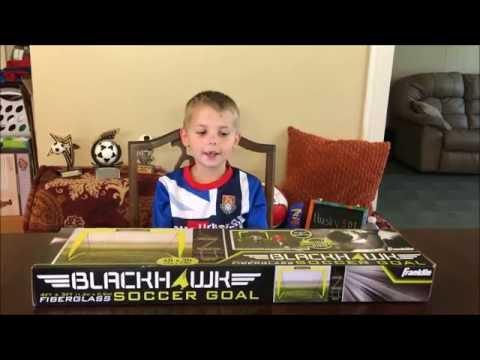 Husky301 - Franklin Blackhawk Soccer Goal