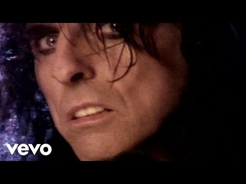 Alice Cooper – Only My Heart Talkin'