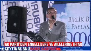 AK Parti'den Engellilere ve Ailelerine iftar