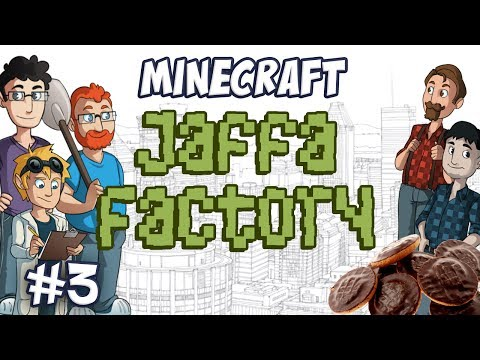 Jaffa Factory 3 - Fools Diamond (Tekkit) Video