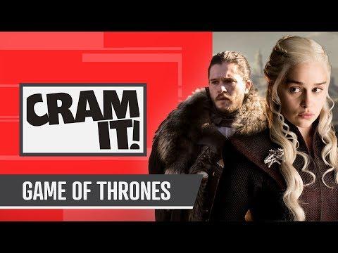 The COMPLETE Game of Thrones Recap   CRAM IT