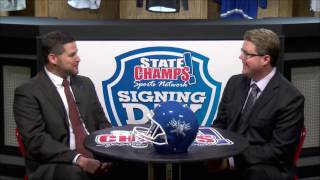 2017 Signing Day Special - Scott Trudeau - Lawrence Tech Athletic Director thumbnail