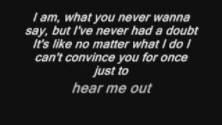 Linkin Park Faint Lyrics Video
