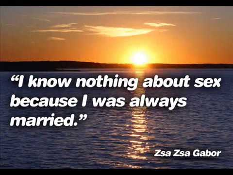 Funny Quotes on Marriage - Witty & Amusing Quotations About Married Life