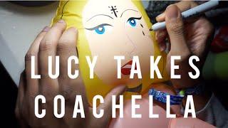 COACHELLA VLOG DAY 0 - INTRODUCING LUCY by Joya G