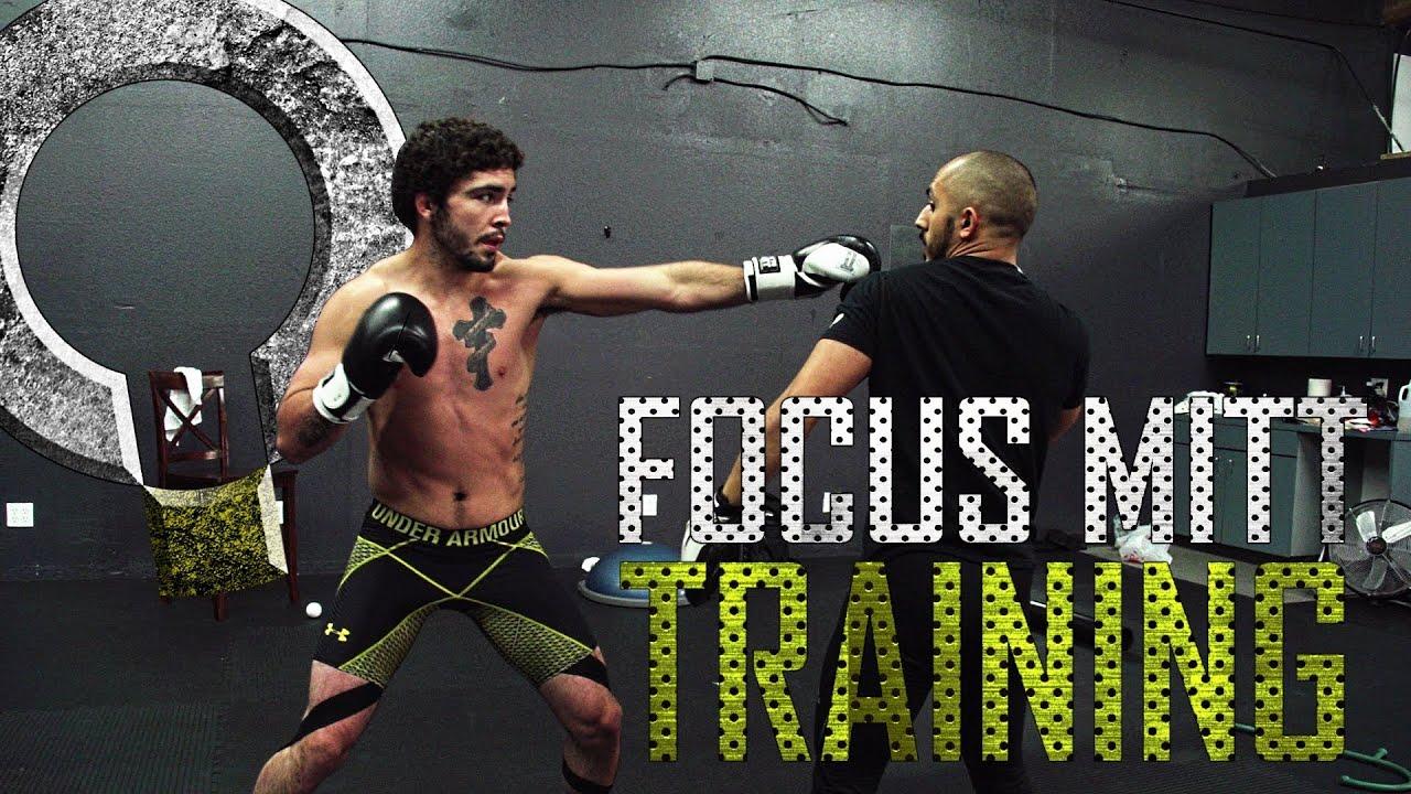 """MMA Training – Boxing Biomechanics with """"Machine Gun"""" Matt Sayles"""