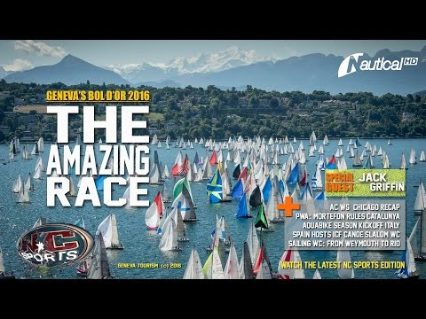 NC Sports  17 June| Bol D'Or, America's Cup Chicago,  PWA Catalunya, Aquabike, Weymouth to Rio