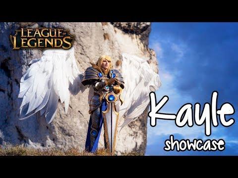 Battleborn Kayle - League of Legends Cosplay Showcase