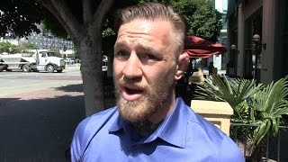 Mcgregor South Africa  City new picture : Conor McGregor -- Getting 'F**ked Up' Movie Offers ... Killing Zombies In Africa?! | TMZ Sports