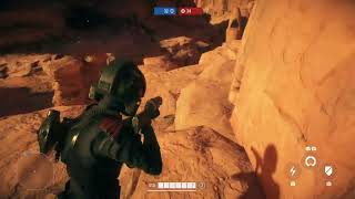 WILL IDEN MAKE IT?? | STAR WARS Battlefront II | Funny Moments!!