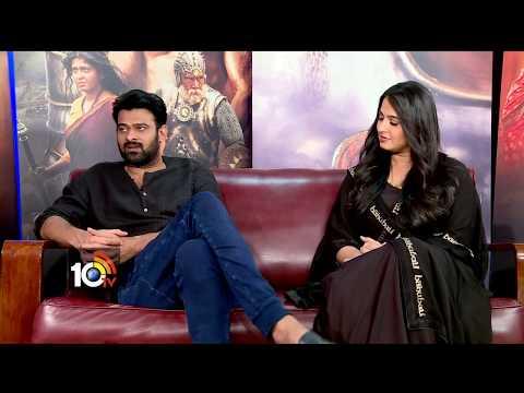 Prabhas and Anuskha Interview by 10TV Telugu (English Subtitles)