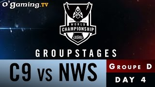 World Championship 2014 - Groupstages - Groupe D - C9 vs NWS