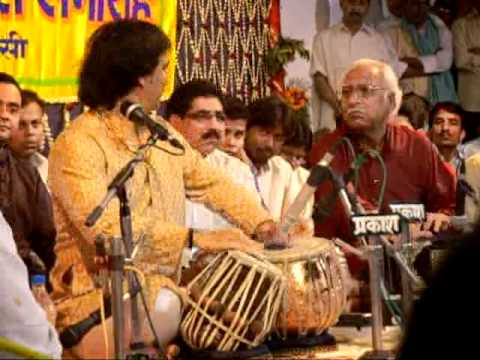 tabla gharana - Short clip of tabla solo performed by Sanju Sahai Ji at the 5 day festival at Sankat Mochan temple in Benares 2012. For more information please contact info@...