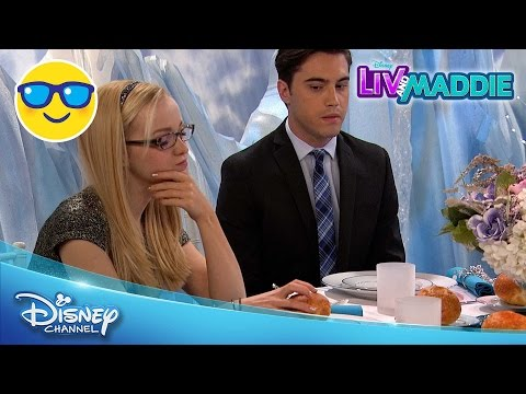Liv and Maddie | Choose-a-Rooney ✨ | Official Disney Channel UK