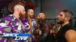 Nonton Johnny Gargano & Tommaso Ciampa call out The Bar: SmackDown LIVE, Feb. 19, 2019 Film Subtitle Indonesia Streaming Movie Download