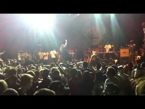 flog - trash talk playing at flog gnaw tour 2012 la carnival.