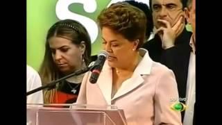 Que la historia no olvide quién ha sido Dilma Rousseff
