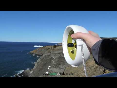 Recharge with water and wind energy
