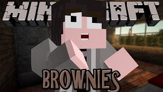 Minecraft Mod Review: BROWNIES - Grandma's Secret Recipe