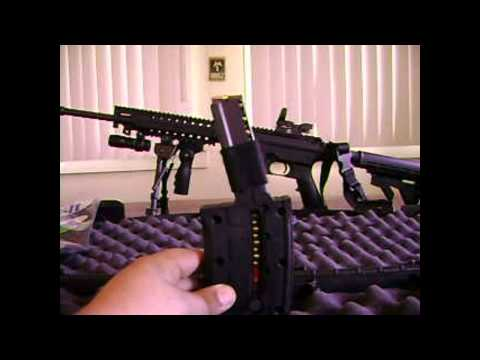 Mossberg .22 Tactical 25 Round Magazine Fix.avi